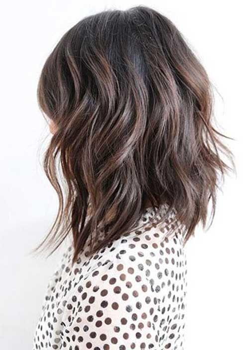 Peachy 1000 Ideas About Long Bob Haircuts On Pinterest Longer Bob Short Hairstyles Gunalazisus