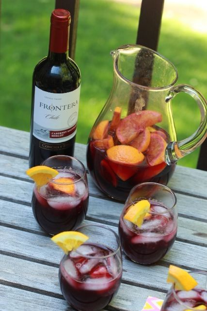The 25+ best Easy sangria recipe ideas on Pinterest | Easy red ...