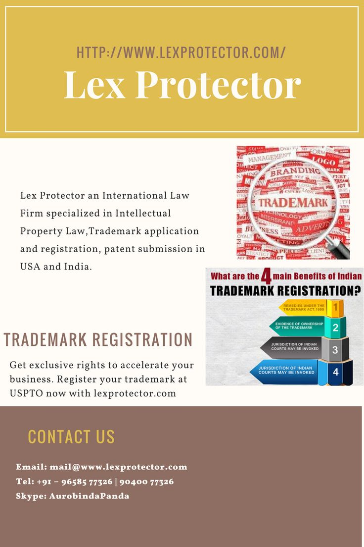 Lex Protector helps you to search trademark for your business. Get a professional trademark search report with an opinion by one of our trademark attorneys. Visit-ttp://www.lexprotector.com/services/trademark/trademark-search/