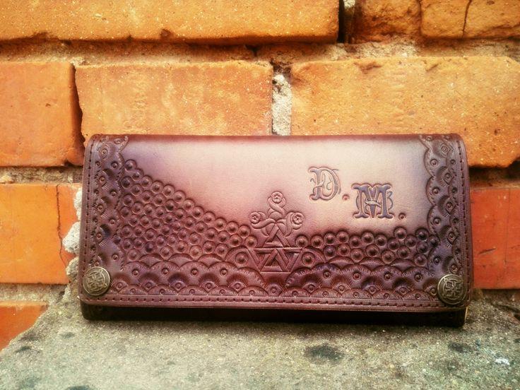 Dámská peněženka Danča, přední strana
