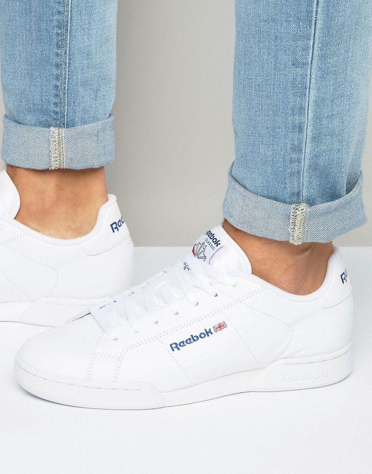 Image 1 of Reebok NPC UK II Sneakers In White 1354