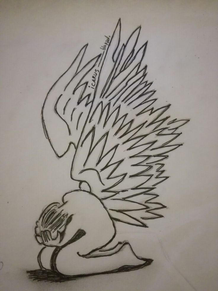 Icarus a penna tratto, punta da 0.3