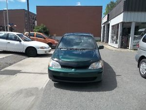 2000 Toyota Echo Sedan 117000 km only safety and E test