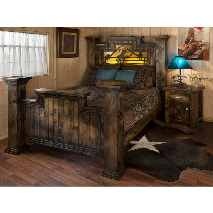 110 best Rustic Bedroom Furniture... It\'s like sleeping with ...