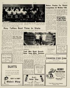 Arlington Tx News >> Read Arlington Colt Newspaper Archives Apr 6 1965 P 4