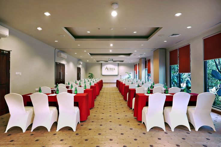 Meeting room - Ivory 5-8 - Lobby level - Atria Hotel Gading Serpong