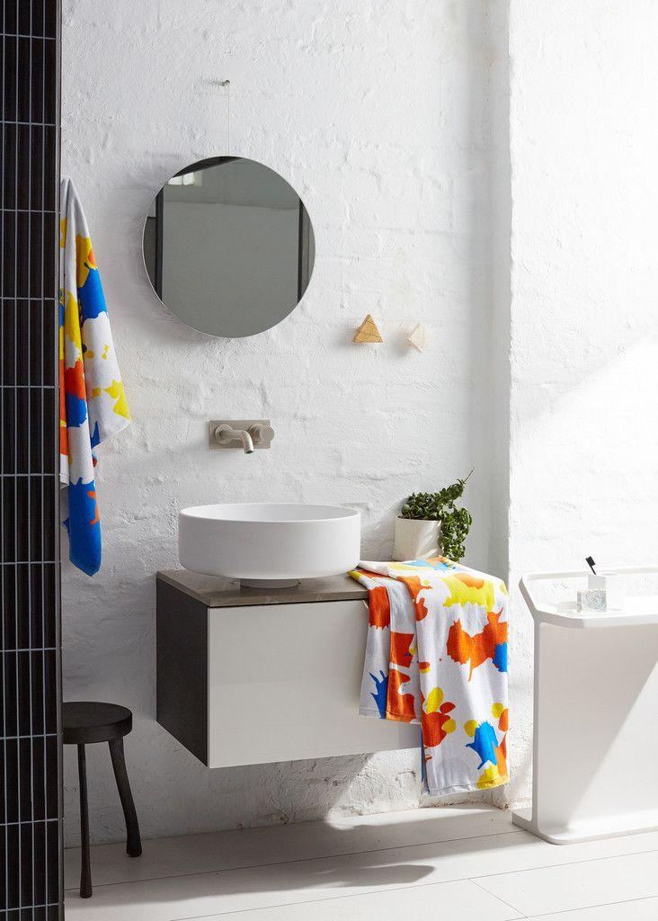 Così Mini Picasso Children's Bath Sheet