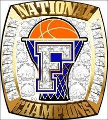 2007 Florida Gators Basketball Champions
