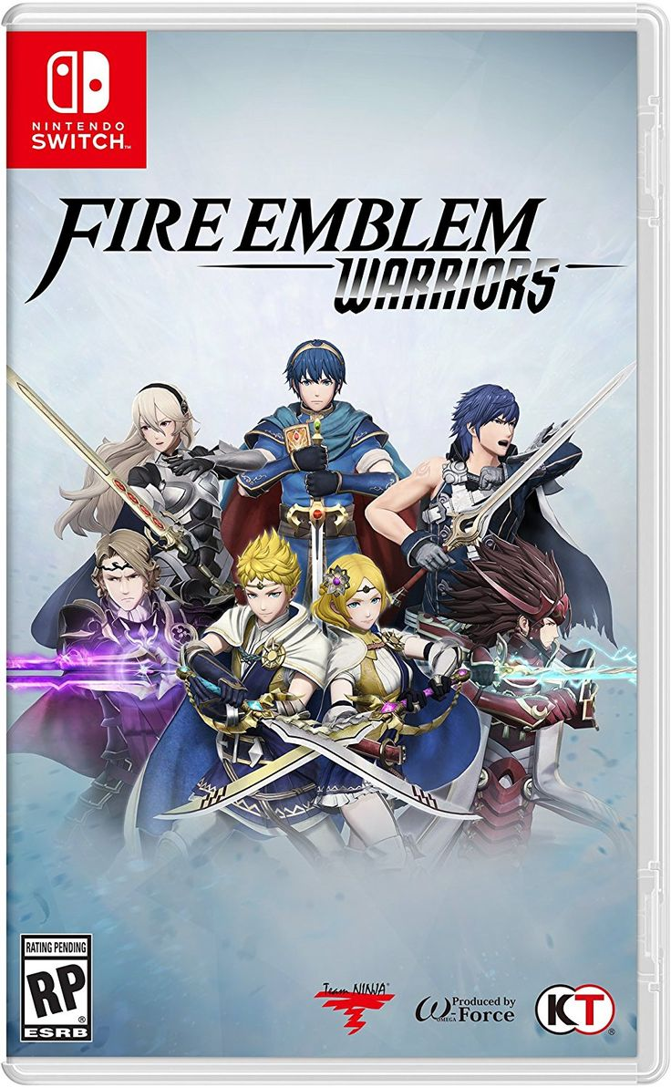 Fire Emblem Warriors on Nintendo Switch https://www.amazon.com/Fire-Emblem-Warriors-Nintendo-Switch/dp/B071X7QQKZ/ref=as_li_ss_tl?s=videogames&ie=UTF8&qid=1497482588&sr=1-11&keywords=nintendo+switch&linkCode=ll1&tag=mypintrest-20&linkId=125e514a248c287f62f253cb635bdb43