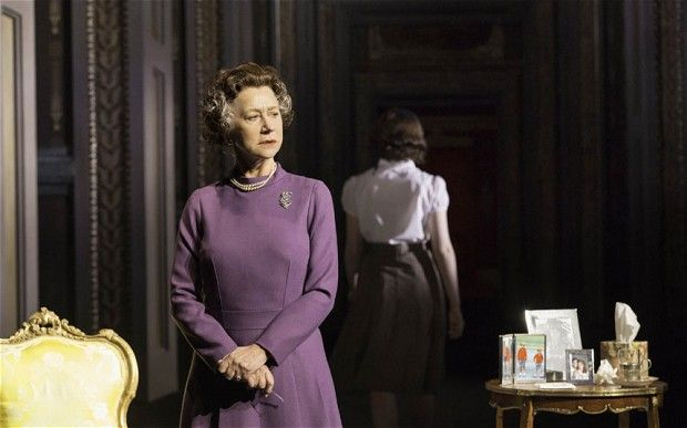 Helen Mirren gives a magnificent performance as the Queen in Peter Morgan's marvellous play The Audience at the Gielgud Theatre, says Charles Spencer.