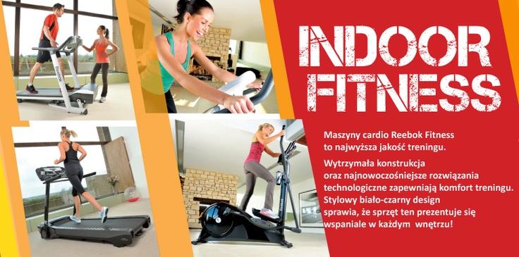 Indoor Fitness_sprzęt fitness do uzytku domowego marki Reebok