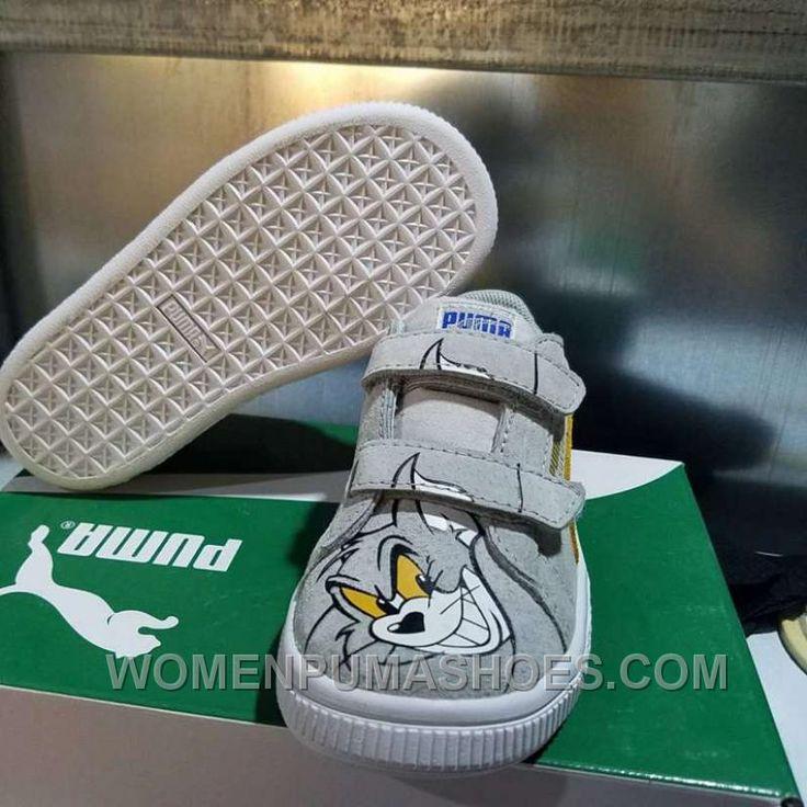 http://www.womenpumashoes.com/puma-kids-shoes-grey-tom-cat-cartoon-lastest-wgdyd.html PUMA KIDS SHOES GREY TOM CAT CARTOON LASTEST WGDYD Only $57.00 , Free Shipping!