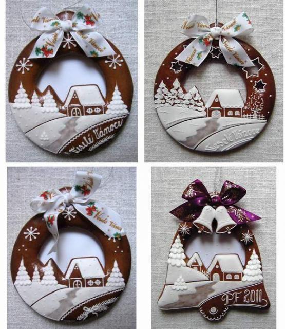 Gingerbread cookie idea
