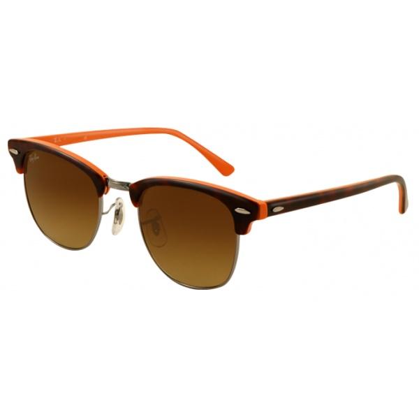#RayBan #okulary #przeciwsłoneczne:: #Clubmaster rb 3016 col. 1126/85 49/21