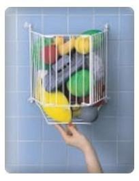 Kids Room Toy Bin Organizer Storage Box Trap Door Bath Tub Toy Bin Kids Shower | eBay