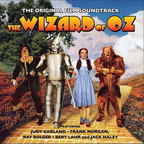 Wizard Of Oz - Soundtrack-Remastered [CD New]