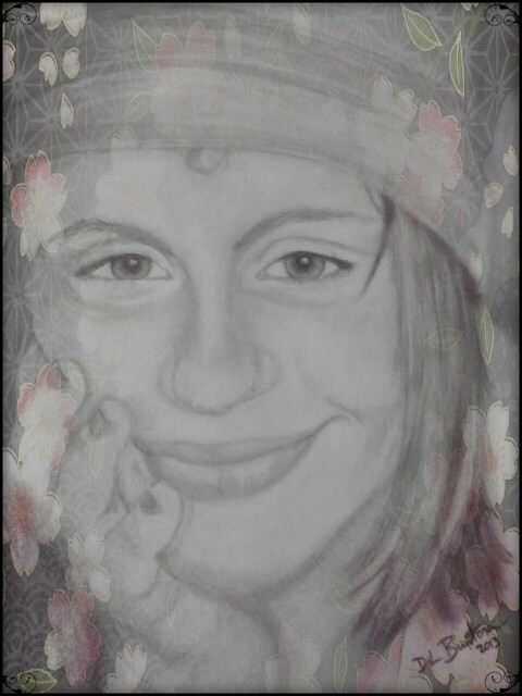 Portrait I did of my daughter