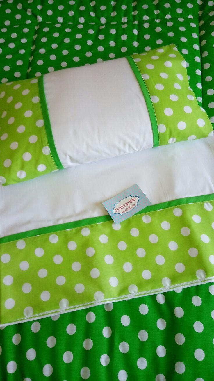 Siguenos en facebook .Sabanas,cobertores y Ajuares para tu Bebé