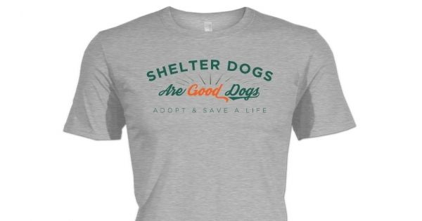 Check out this awesome Lucy's World fundraiser for The Old Dog House shirt!