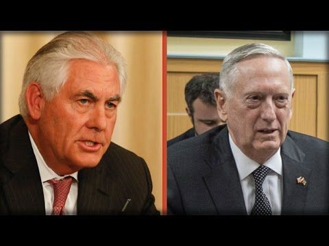 (10) THIS IS THE END: TILLERSON & MATTIS JUST DECLARED WHAT WE WILL DO WITH NORTH KOREA - YouTube