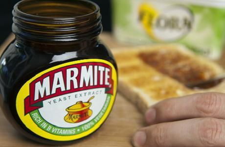 Marmite - the number 1 thing British expats miss living in the States