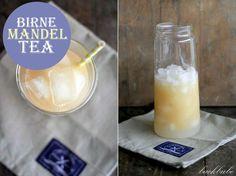 """""""Ice Tea Monday"""" – Birne Mandel Tea – Was ein Eistee mit der französischen Revolution zu tun hat."""