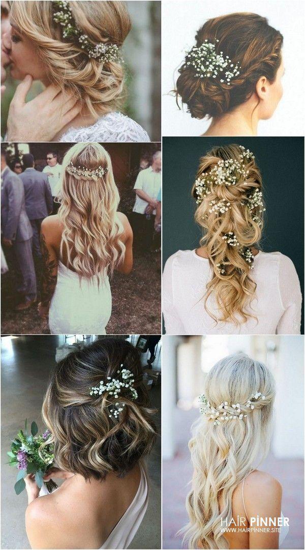 Frisuren Hochzeit | Wedding Flowers-32 Babys