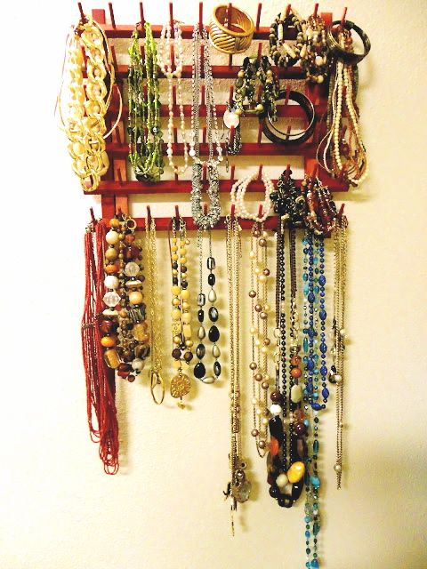 418 best Jewelry Display Storage Ideas images on Pinterest