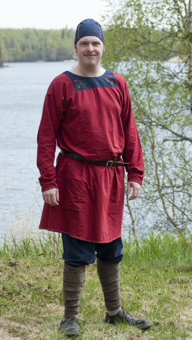 Doe het zelf: Je vindt de tutorial voor deze outfit op: http://www.dagorhir.com/forums/index.php/topic,27077.0.html