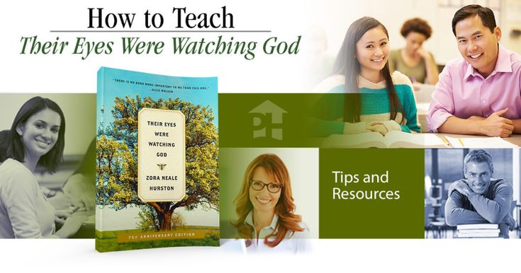 How to teach their eyes were watching god in 2020