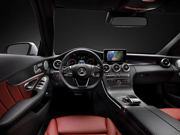Teased: Next Mercedes-Benz C-Class takes interior cues from CLA, S-Class