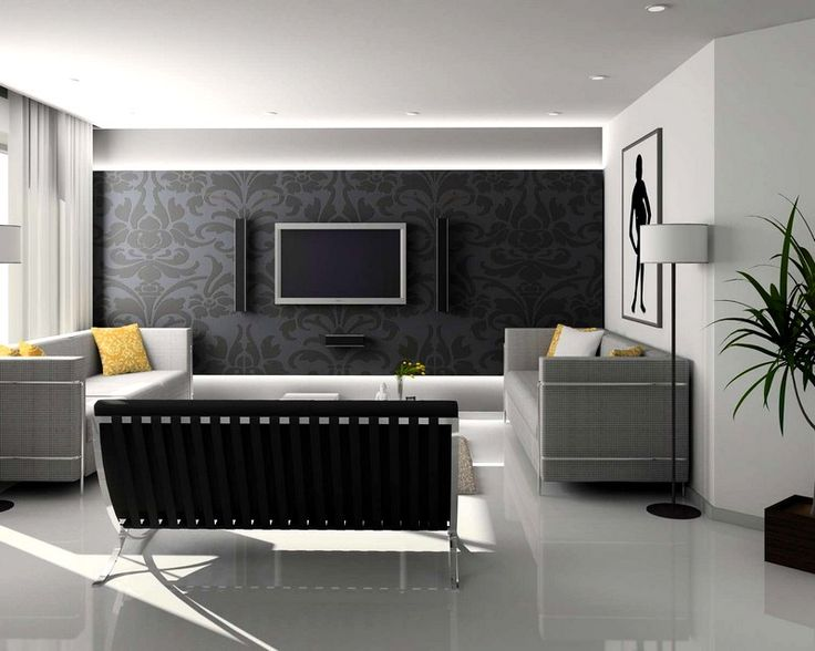 Consider the black and white living room ideas pictures of the modern living  room design  with shades of black and white combined with modern themed  109 best TV Unit images on Pinterest   Tv units  Tv walls and  . Living Room Ideas With Tv. Home Design Ideas