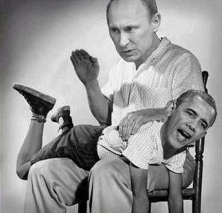 Barack à frites s'en va... - Chroniques du Grand jeu