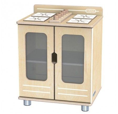 TrueModern™ Stove - Birthday Super Specials - Categories: We love this natural looking stove, suitable for boys or girls, in the centre, school or home!