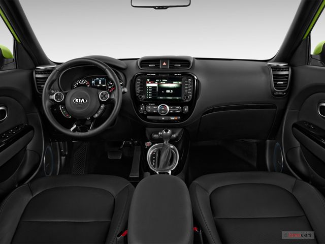 2015 Kia Soul Interior | U.S. News Best Cars