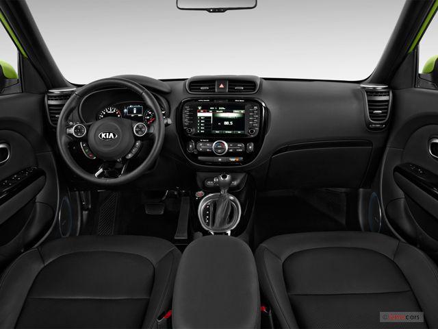 2015 Kia Soul Interior | U.S. News Best Cars