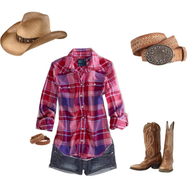This is for @Marla Meridith #marlastyle: Line Dancing, Country Line Dance, Country Outfit, Country Girls, Myrtle Beaches, Country Dance Outfit, County Girls, Plaid Shirts, Country Beaches Clothing