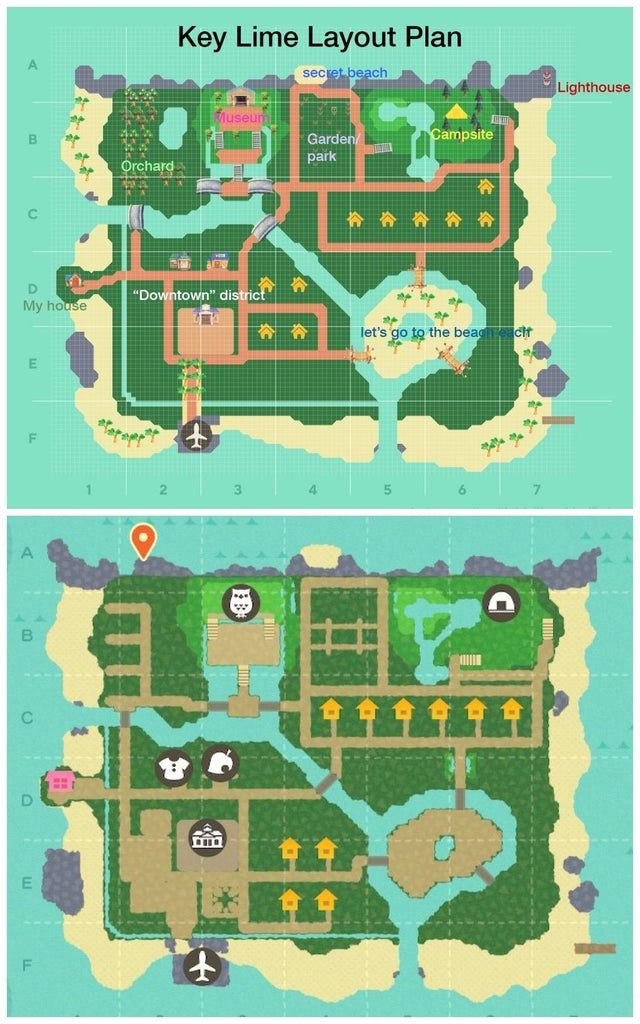 Acnl Town Map : Plans], Island, Final, Product!, Horizondesigns, Animal, Crossing,, Crossing, Game,