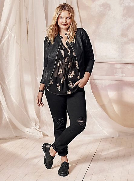 Plus Size Shop The Look | The Art Of The Outfit - Look 4,