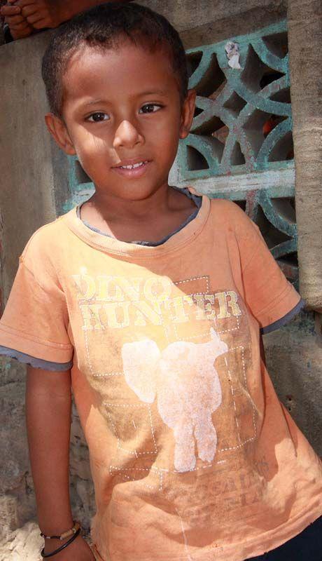 Boy With A Smile - Pie de Gigante, Rivas - Nicaragua