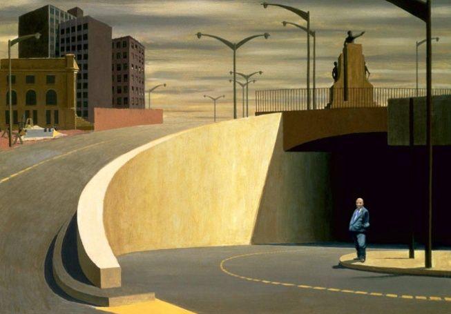 Jeffrey Smart: Master of Stillness - Arts & Entertainment - Broadsheet Melbourne