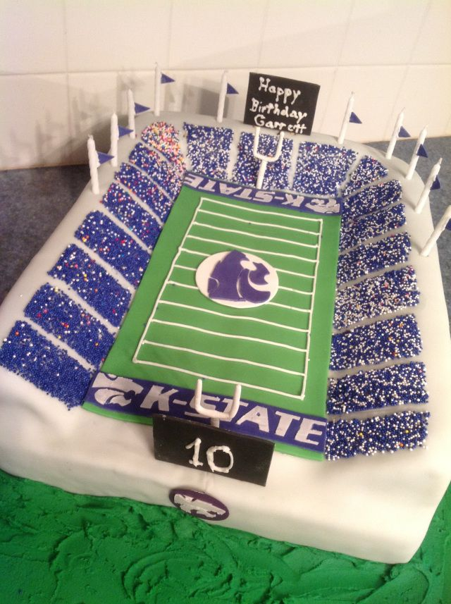 14 Best K State Birthday Theme Images On Pinterest State