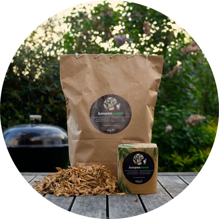 1kg applewood smoking chips in a bag and 100g in a handy container for free