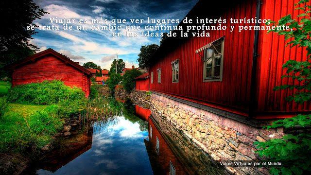 Viajes Virtuales por el Mundo: Message of the day