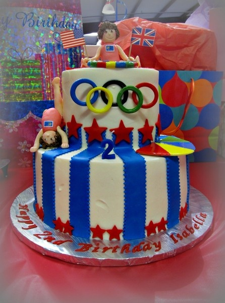 1000 Images About Gymnastics Party On Pinterest Party