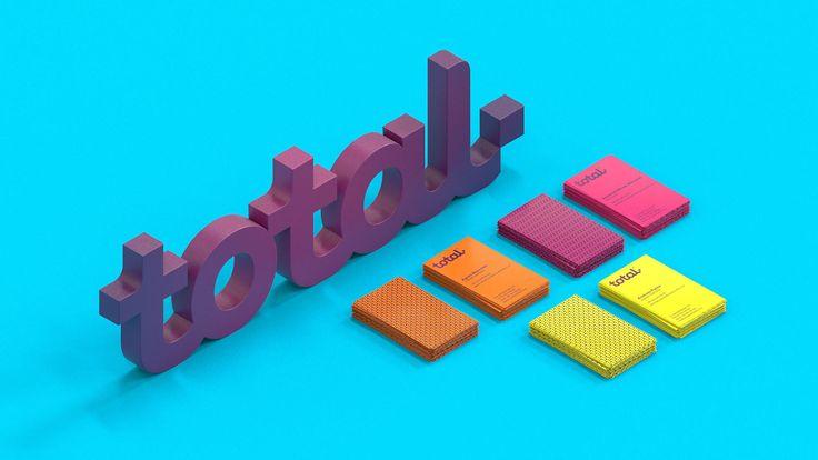 Arkitektkontoret Total har utvecklat en ny visuell identitet. Målet med det nya utseendet är ...