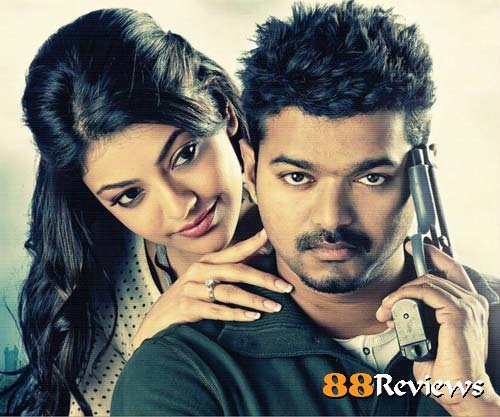 Vijay and Kajal Agarwal starrer Thuppaki's audio launch is to take place in the city on the 1st of October.