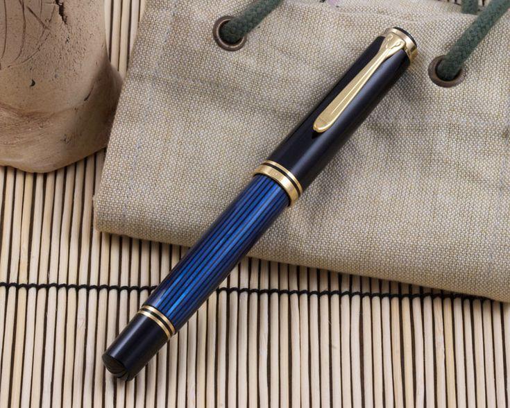 Pelikan M800 Another wonderful, yet expensive pen.