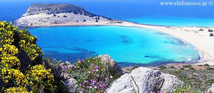 Elafonissos is a very small island, just 19 square Km, on the Southern Eastern Tip of Peloponesse.