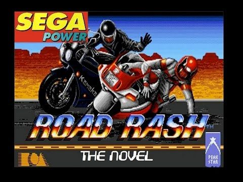 Road Rash The Novel: Chapters 12 and 13